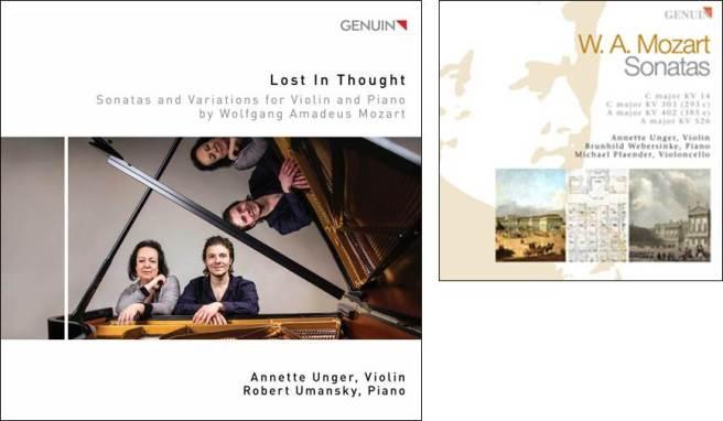 CDs Annette Unger